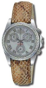 Invicta White Diamond Speedway (chronograf)