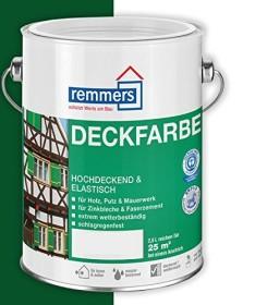 Remmers Deckfarbe Holzschutzmittel moosgrün, 750ml (3605-01)