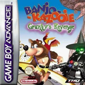 Banjo-Kazooie: Grunty's Revenge (GBA)