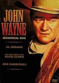 John Wayne Memorial Box (El Dorado/Die 4 Söhne der Katie Elder/...)