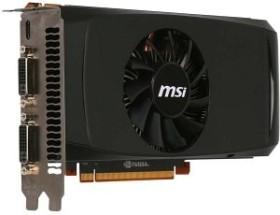 MSI N460GTX-M2D768D5, GeForce GTX 460, 768MB GDDR5, 2x DVI, Mini HDMI (V801-880R)