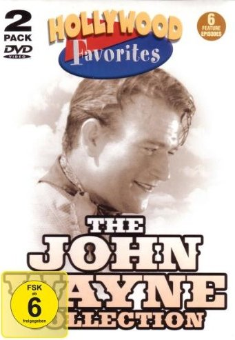 John Wayne Collection (Showdown am Adler-Pass/Der einsame Reiter/...) -- via Amazon Partnerprogramm