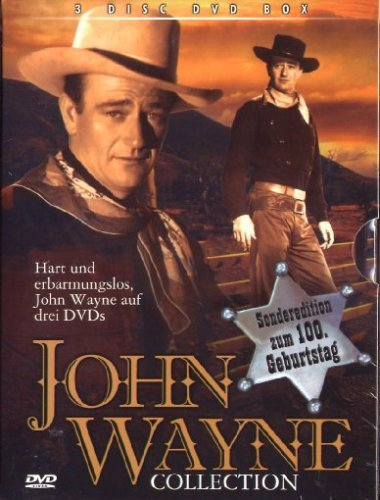 John Wayne Collection (Showdown am Adler-pass/the einsame rider/...) -- via Amazon Partnerprogramm