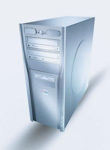 Fujitsu Scaleo 800ix, Pentium 4 3.20GHz