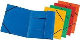 Herlitz Einschlagmappe Colorspan A4 sortiert, 10er-Set (10902864)