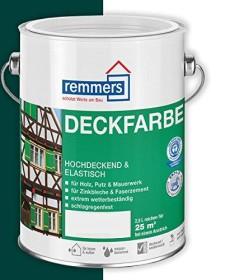 Remmers Deckfarbe Holzschutzmittel flaschengrün, 750ml (3606-01)
