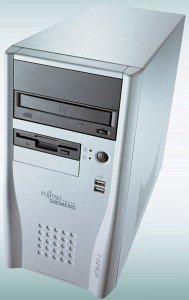 Fujitsu Scaleo Li, Celeron D 335 2.80GHz, 512MB RAM, 160GB HDD (GER-889133-001)
