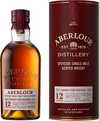 Aberlour Double Cask 12 Years Old 700ml -- via Amazon Partnerprogramm
