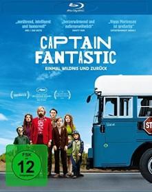 Captain Fantastic - Einmal Wildnis und zurück (Blu-ray)