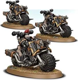 Games Workshop Warhammer 40.000 - Chaos Space Marines - Bikers (99120102091)