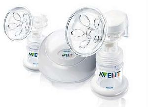 Philips Avent SCF294/02 Isis iQ Duo breast pump active set