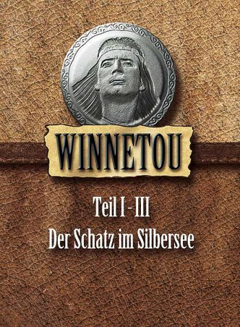 Winnetou 1-3 Box + Schatz im Silbersee -- via Amazon Partnerprogramm