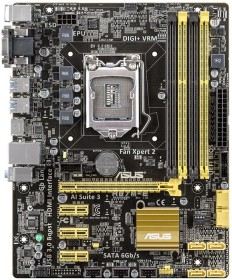 ASUS H87M-E [C2] (90MB0F50-M0EAY5)