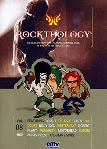 Rockthology Vol. 8 -- via Amazon Partnerprogramm