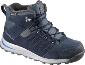 Salomon Utility TS CS WP blue (Junior) (391869)