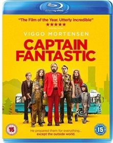Captain Fantastic (Blu-ray) (UK)