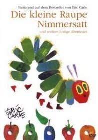 Die kleine Raupe Nimmersatt (DVD)