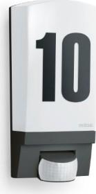 Steinel L1 Sensor Hausnummernleuchte schwarz (650612)