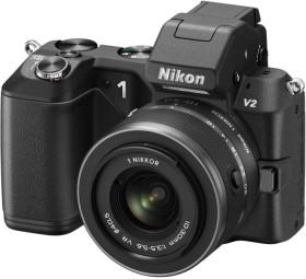 Nikon 1 V2 schwarz mit Objektiv VR 10-30mm 3.5-5.6 (VVA111K001)