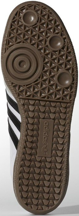 check out ff73f 64f99 adidas Samba whitegumblack (Herren) (G17102)