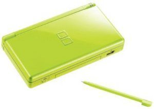 Nintendo DS Lite Basic unit, green (1806666)