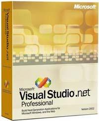 Microsoft Visual Studio .net Professional (englisch) (PC) (659-00880)
