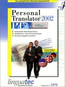 Linguatec: Personal Translator 2002 Office Deutsch/Englisch (PC)