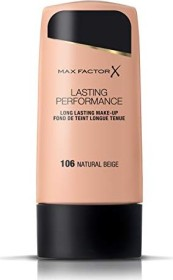 Max Factor Lasting Performance Foundation 106 Natural Beige, 35ml