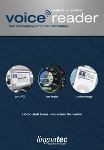 Linguatec: VoiceReader US-Englisch (deutsch) (PC)