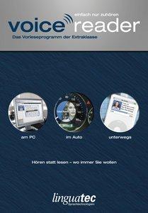 Linguatec VoiceReader US-Englisch (deutsch) (PC)
