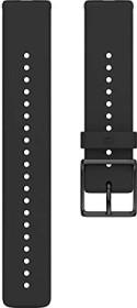 Polar Ersatzarmband M/L für Ignite schwarz (91075845)