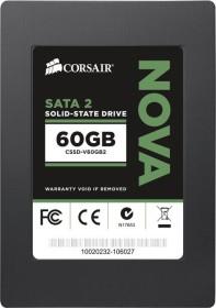 Corsair Nova 2A 60GB, SATA (CSSD-V60GB2A)