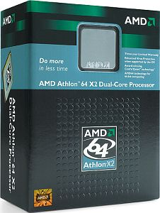 AMD Athlon 64 X2 3800+ 90nm, 2x 2.00GHz, 2x 512kB Cache, boxed (ADA3800BVBOX)