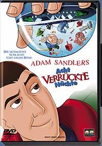 Adam Sandlers acht verrückte Nächte
