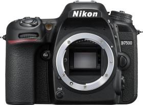 Nikon D7500 schwarz Body (VBA510AE)