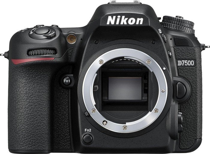 Nikon D7500 black case (VBA510AE)