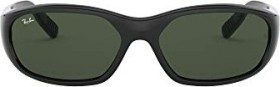 Ray-Ban RB2016 Daddy-O II 59mm black/green classic (RB2016-601/31)