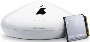 Apple Airport extreme base with PoE- and UL 2043-support (M9397*/A)