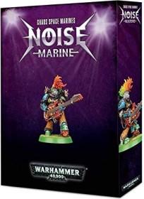 Games Workshop Warhammer 40.000 - Chaos Space Marines - Noise Marine (99120102086)
