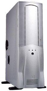 Chieftec Scorpio TA-10SLD, Big-Tower z Türe, srebrny (różne Zasilacze)