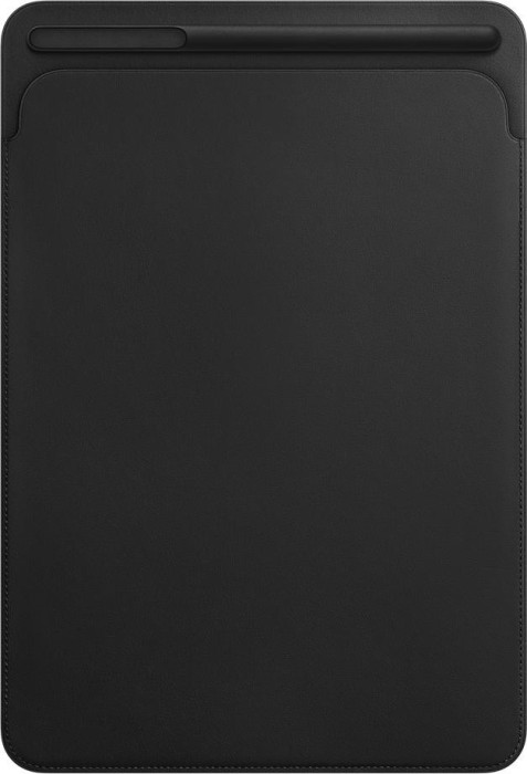 "Apple iPad Pro 10.5"" leather sleeve, black (MPU62ZM/A)"