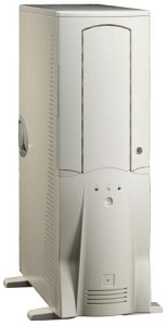 Chieftec Scorpio TA-10WD, Big-Tower with door, white (various Power Supplies)