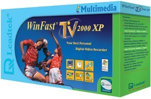 Leadtek WinFast TV2000 XP