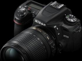 Nikon D7500 schwarz mit Objektiv AF-S VR DX 18-105mm 3.5-5.6G ED (VBA510K001)