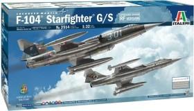 Italeri F-104G/S - RF-104G Starfighter G/S (510002514)