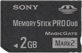 Sony Memory Stick [MS] Pro Duo Mark2 2GB (MSMT2G)