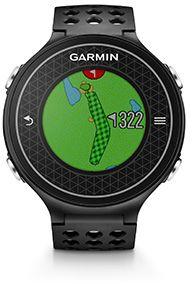 Garmin Approach S6 GPS-golf watch black (010-01195-01)