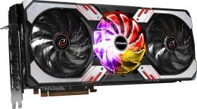 ASRock Radeon RX 6800 XT Phantom Gaming D 16G OC, RX6800XT PGD 16GO, 16GB GDDR6, HDMI, 3x DP (90-GA28ZZ-00UANF)