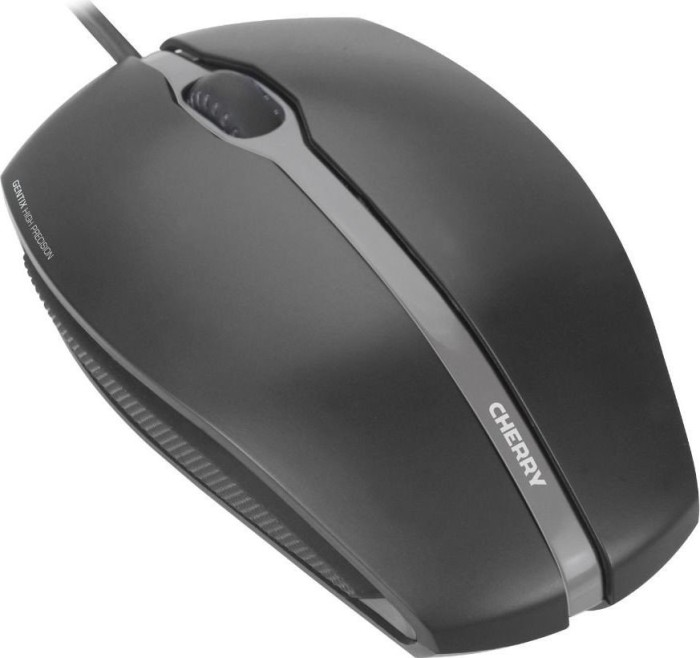Cherry GENTIX Corded Optical Mouse schwarz, USB (JM-0300-2)