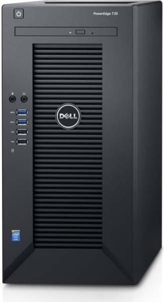 Dell PowerEdge T30, Xeon E3-1225 v5, 8GB RAM, 1TB HDD (30-0265)